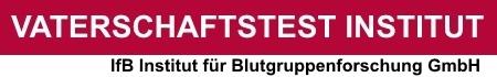 Vaterschaftstest  Institut logo