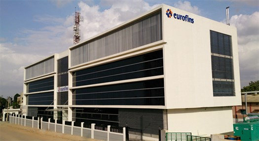 eurofins new building