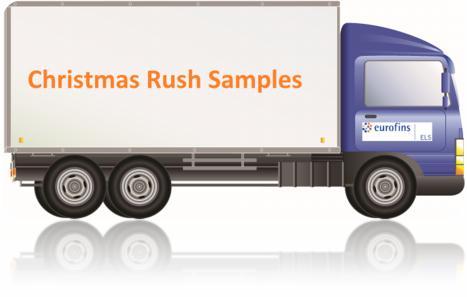 Eurofins Truck
