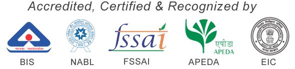 FSSAI Certified Testing Services