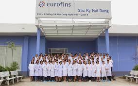 trung tâm kiểm nghiệm Eurofins Sắc Ký Hải Đăng