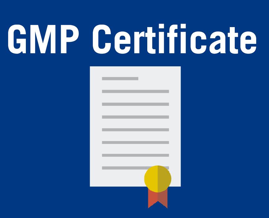 Eurofins GMP Certificate New Zealand