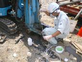 汚染対策実施のための対策範囲の確定