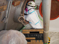 ゲルマニウム半導体検出器を用いた現場測定