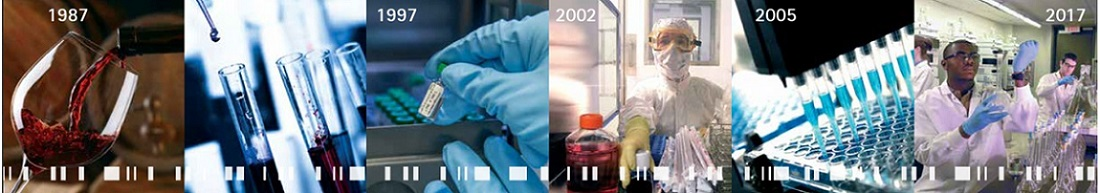 歐陸檢驗以食品真實性檢測起步