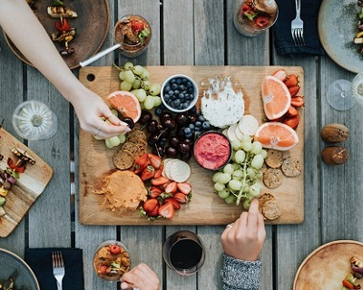 歐陸食品嚴選安心廠商食品示意圖