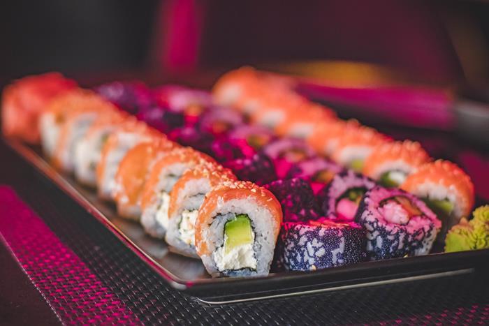 壽司用的食材米飯也容易受黃麴毒素汙染
