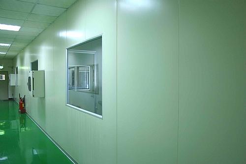 Laboratory Wall