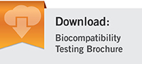 Biocompatibility Testing Brochure