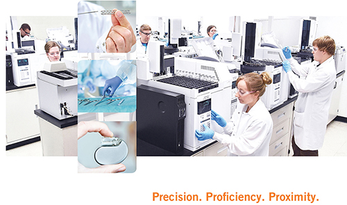 Eurofins Medical Device Testing provides Medical Device Testing literature on the latest industry topics and trends