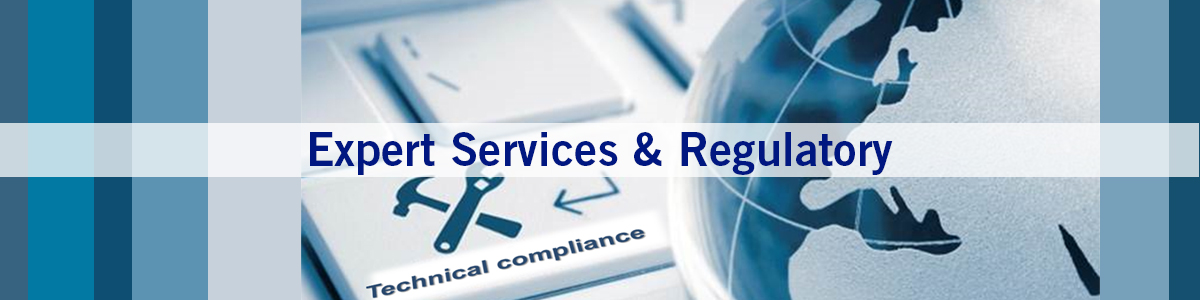 expert and regulatory services