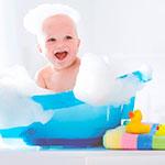 Infant-bath-tubs