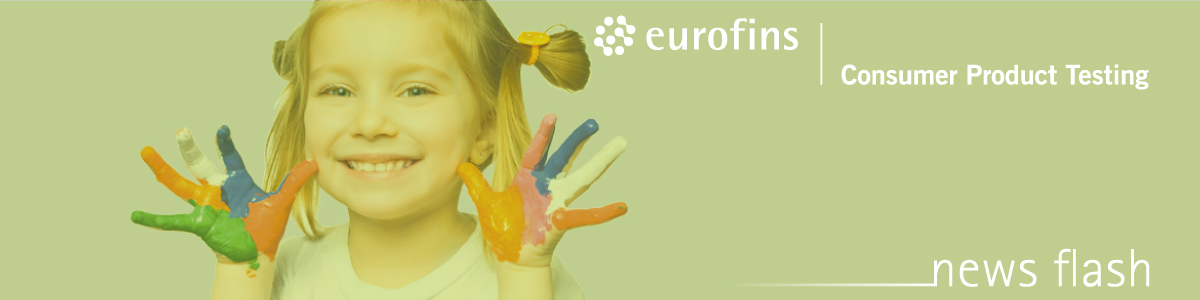 Eurofins newsflash Toys and Childcare - Europe - Three standards to improve the safety in babies' sleeping environment