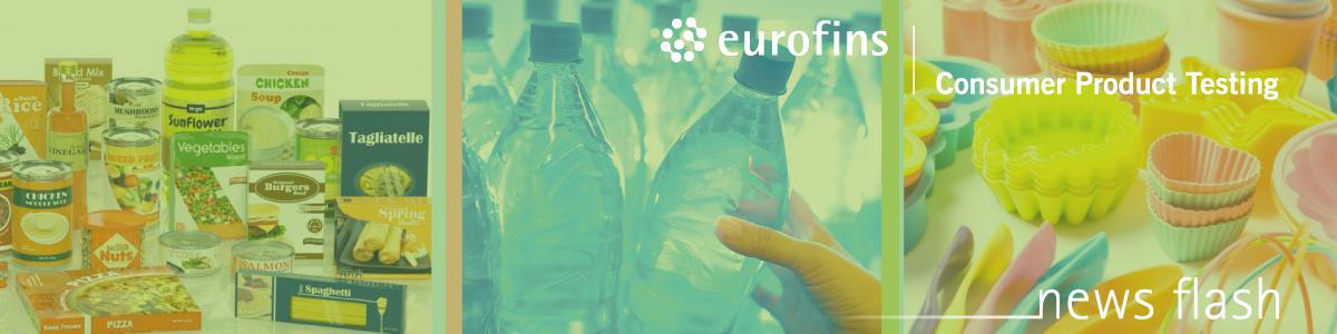Eurofins newsflash Food Contact Materials - Europe - Amendment of Regulation (EU) No 10/2011 on food contact plastic materials