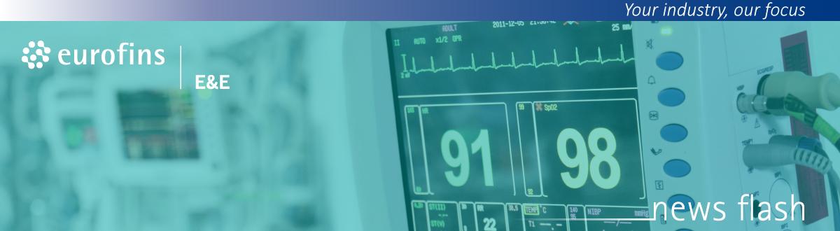 Eurofins newsflash Medical Device
