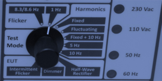 Harmonics Flicker Generators
