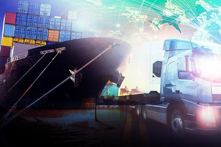 Shipping Distribution Studies