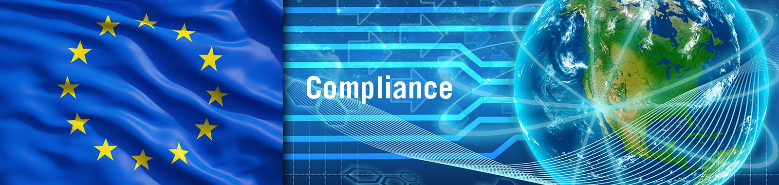 Global legal compliance EU