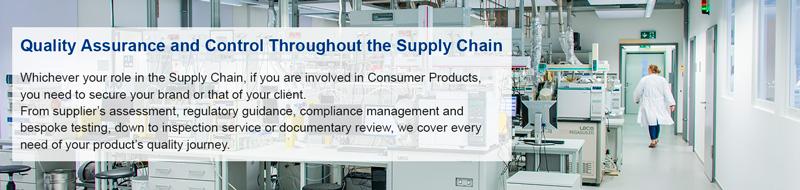 Eurofins Cosmetics Product Ranges