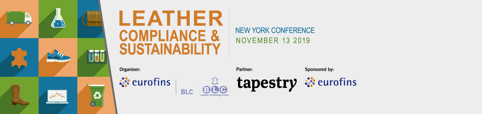 Leather, Compliance & Sustainability Conference