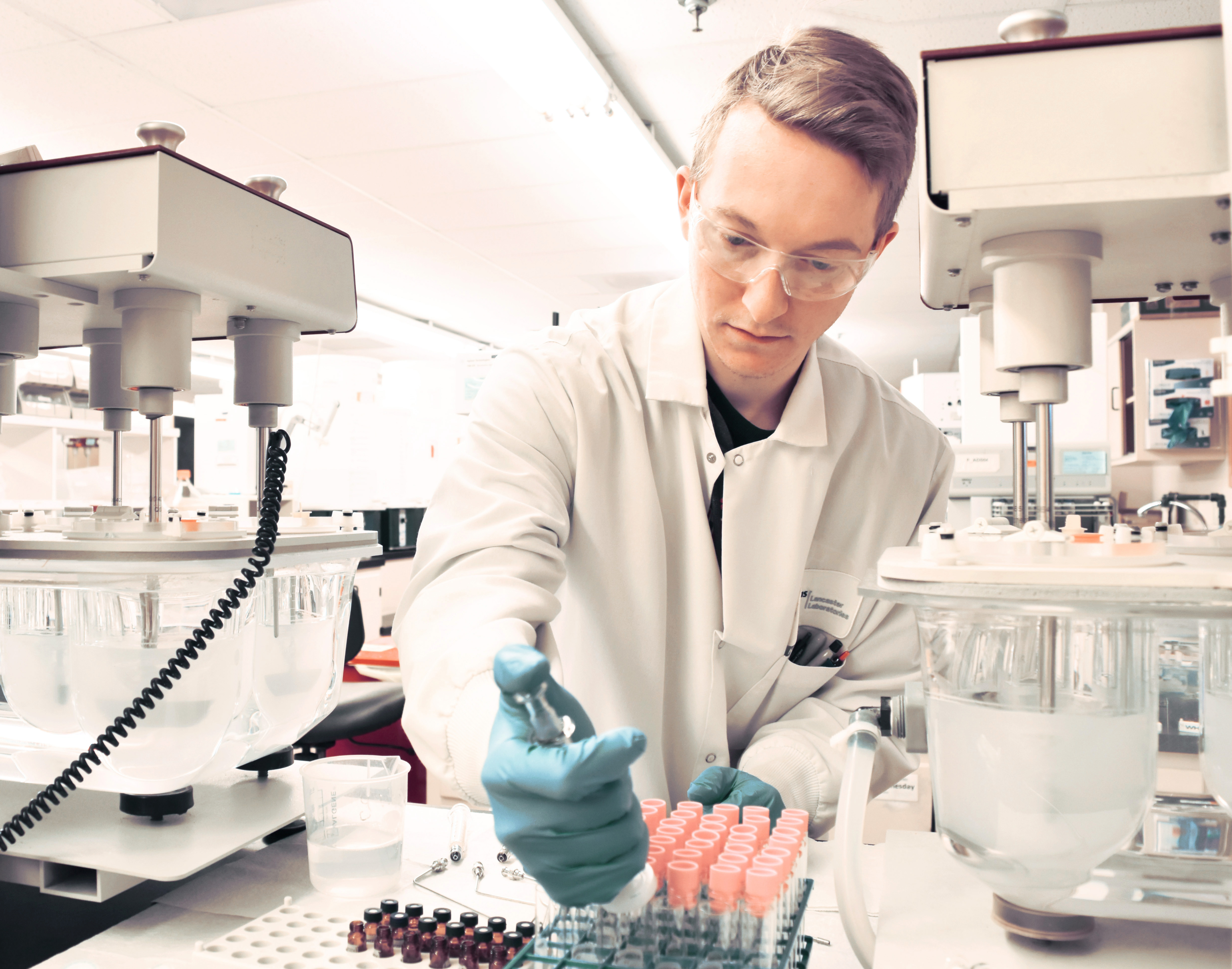 Pharmaceutical Release Testing