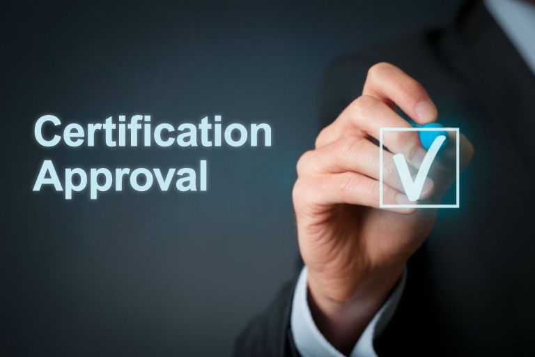 Certification-Approval