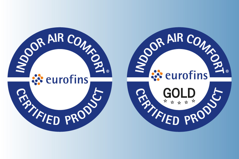 Indoor Air Comfort Certification