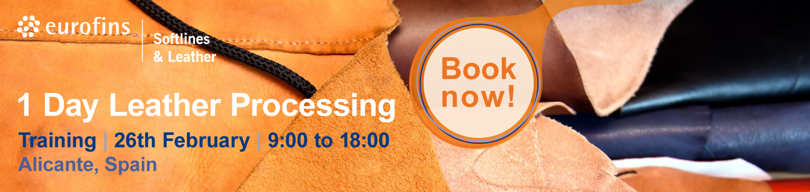 1 Day Leather Processing Course