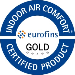 Air comfort logo gold