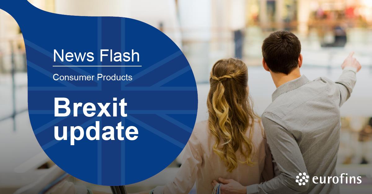 Eurofins newsflash Consumer Products