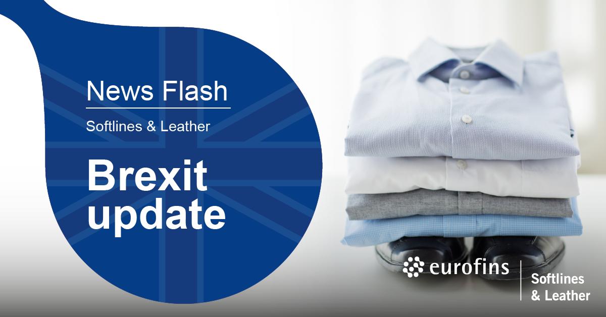 Eurofins newsflash Softlines and Leather