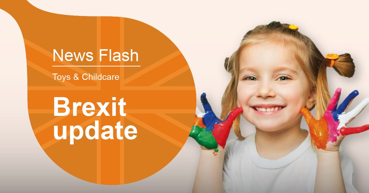 Eurofins newsflash Toys and Childcare