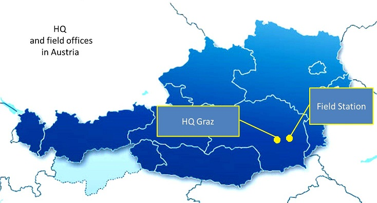 Austrian locations