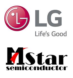 LG MStar Logos