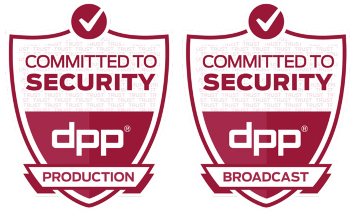 DPP Committed to Security - Production and Broadcast