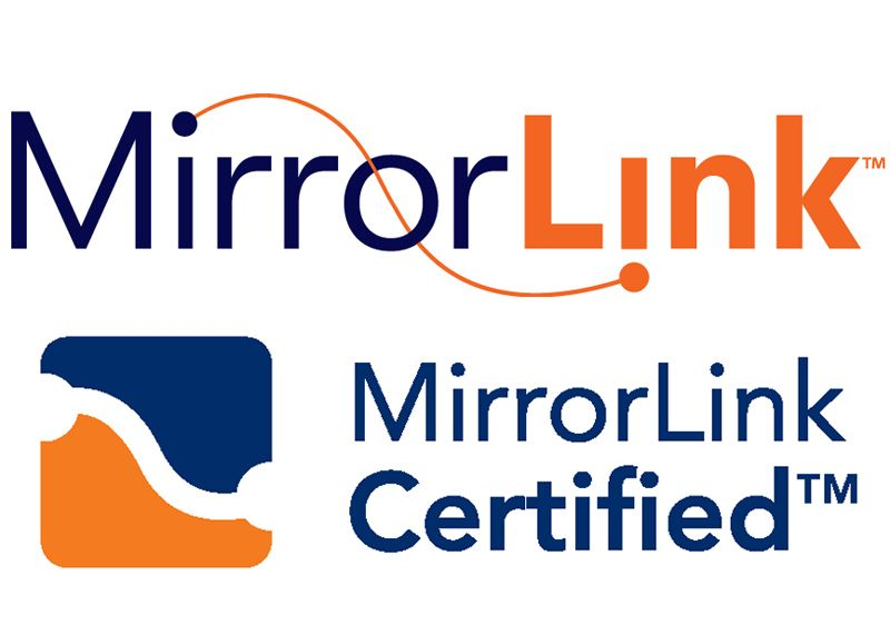 MirrorLink Certified