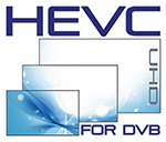 HEVC for DVB