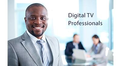 Digital TV Job Roles