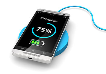 Wireless Charging with Qi