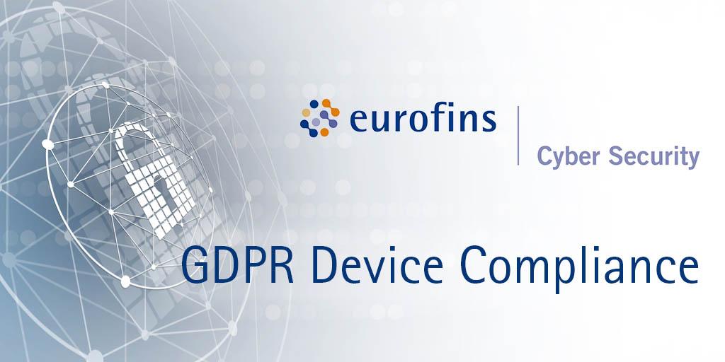GDPR Device Compliance