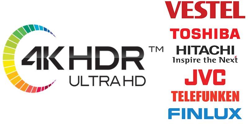 Vestel 4K HDR Ultra HD