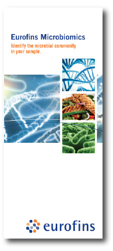 Microbiomics Brochure