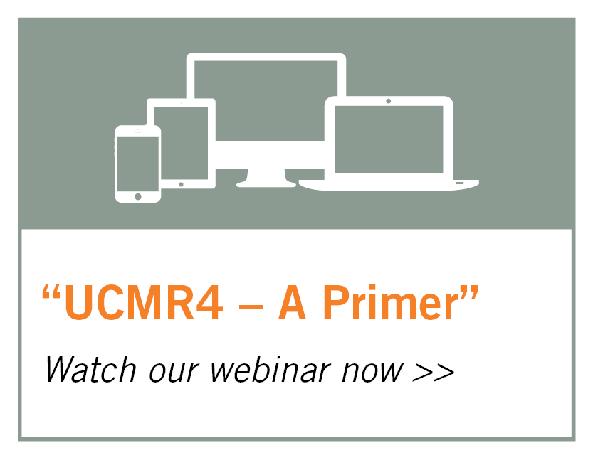 Watch our webinar on UCMR4