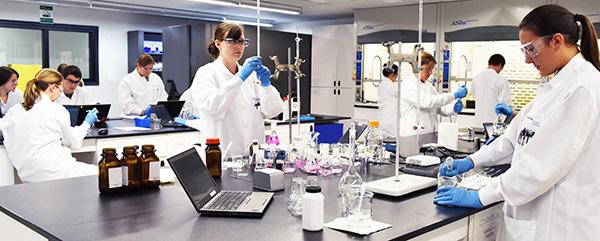 Raw Materials Laboratory