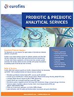 Probiotic & Prebiotic Analytical Services