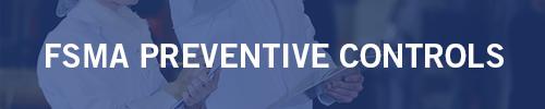 FSMA Preventive Controls Courses