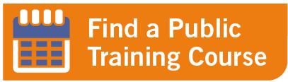 Find a Public Training Course