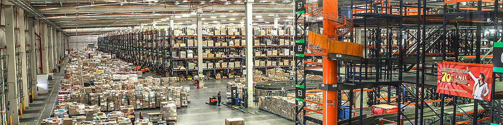Warehouse Distribution Center Audits