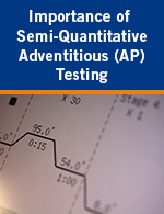 Importance of Semi-Quantitative Adventitious (AP) Testing