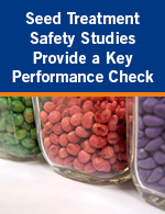 Seed Treatment Safety Studies Provide a Key Performance Check